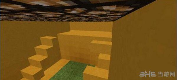我的世界黄色解密地图MOD截图2