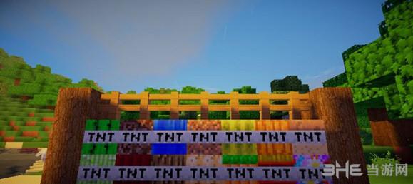 我的世界植物TNTMOD截图0
