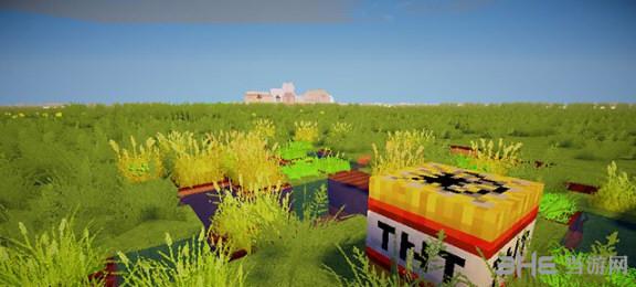 我的世界植物TNTMOD截图2