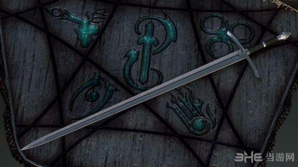 上古卷轴5天际神行客之剑MOD截图2