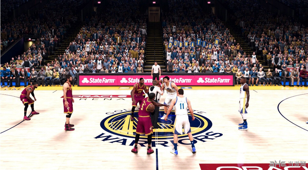NBA2K17 ReShade SweetFX截图2