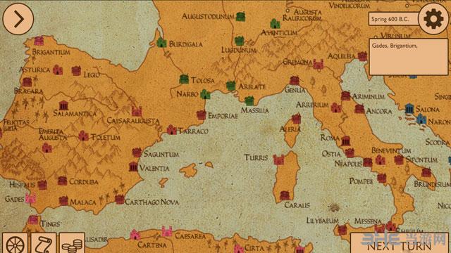 罗马军团截图0