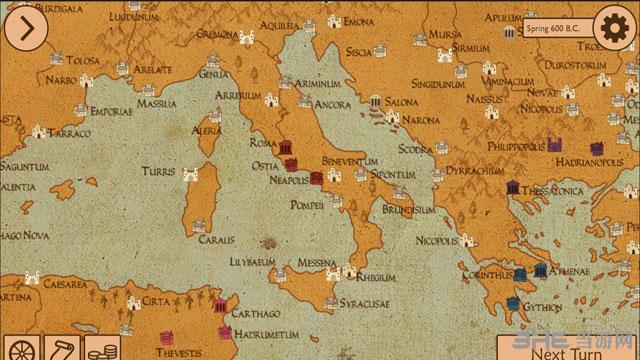 罗马军团截图1