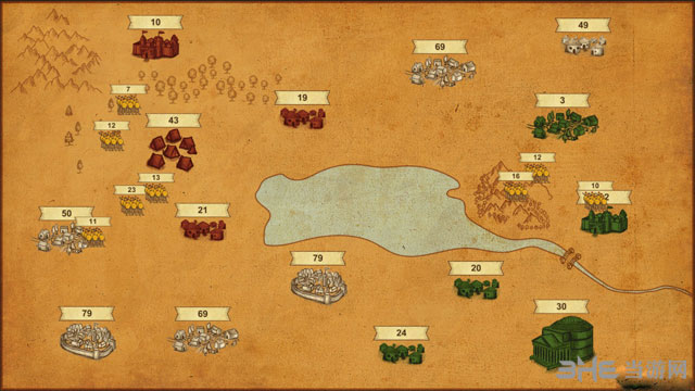 罗马军团截图2