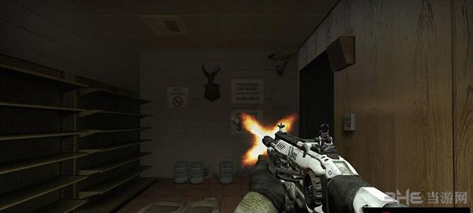 求生之路2使命召唤12 XR-2突击步枪MOD截图1