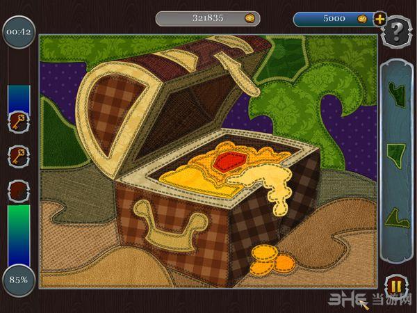 海盗拼图:加勒比宝藏截图2