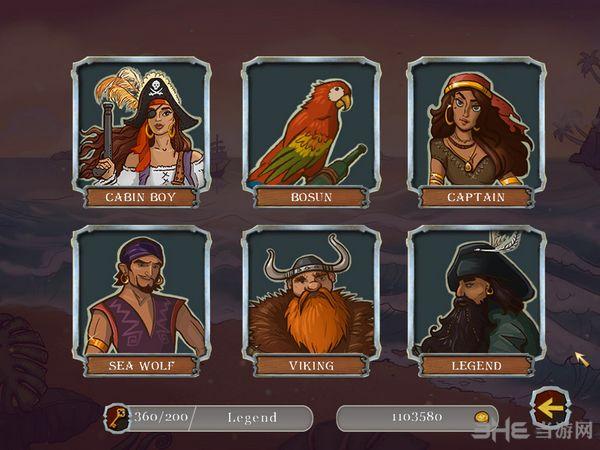 海盗拼图:加勒比宝藏截图4