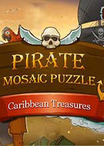 海盗拼图:加勒比宝藏(Pirate Mosaic Puzzle - Caribbean Treasures)硬盘版