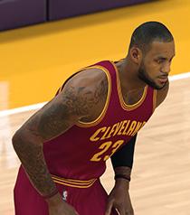 NBA2K17高清游戏截图欣赏 仿佛亲临赛场的真实感