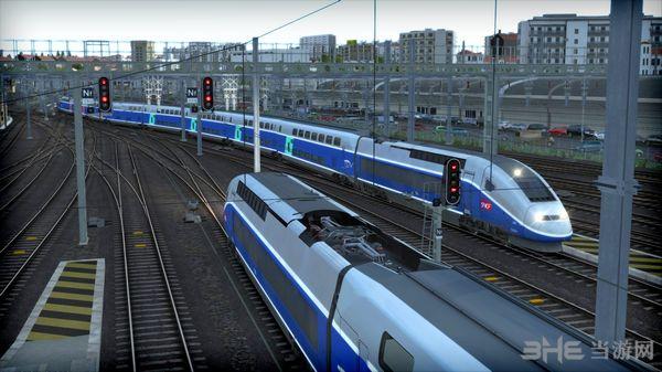 模拟火车2017截图8