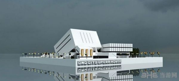 我的世界歌剧院地图MOD截图1