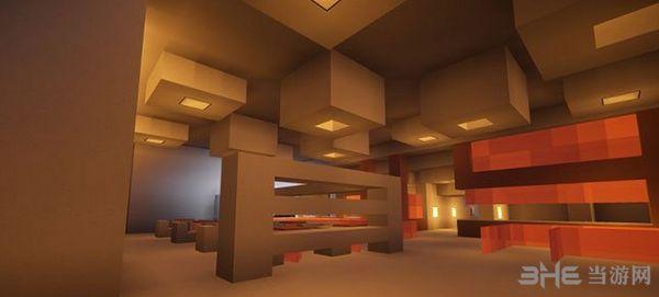 我的世界歌剧院地图MOD截图3