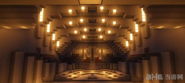 我的世界歌剧院地图MOD截图2