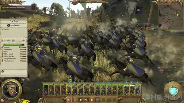 全面战争:战锤任意占领MOD截图0