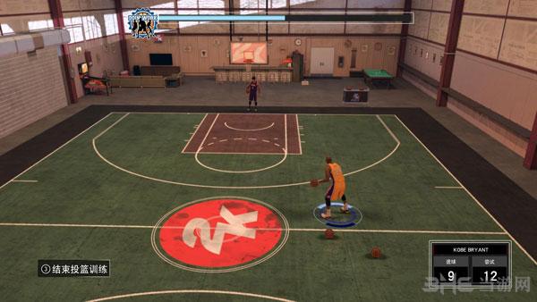 NBA 2K17科比伯德魔术师MC存档截图1