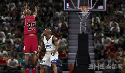 NBA 2K17乔丹MC模式脸型存档截图0