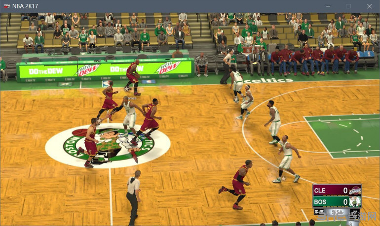 NBA 2K17资源加载补丁截图0