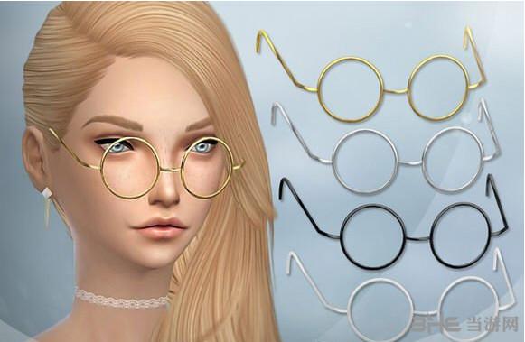 模拟人生4 N1眼镜MOD截图0