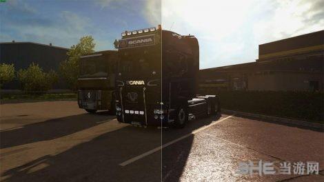 欧洲卡车模拟2 SweetFX画面图形增强工具截图0