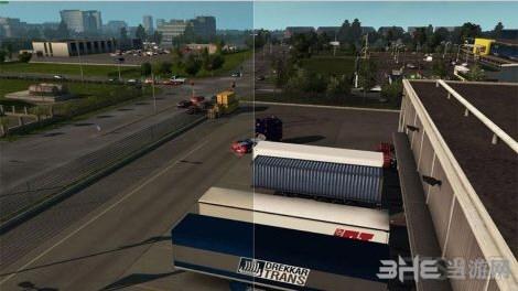 欧洲卡车模拟2 SweetFX画面图形增强工具截图1
