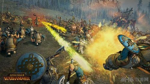 全面战争:战锤魔法之风储量MOD截图0