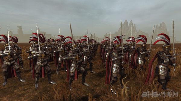 全面战争:战锤帝国华丽兵模MOD截图1