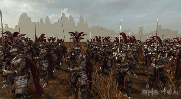全面战争:战锤帝国华丽兵模MOD截图0