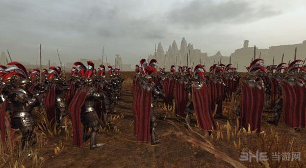全面战争:战锤帝国华丽兵模MOD截图2