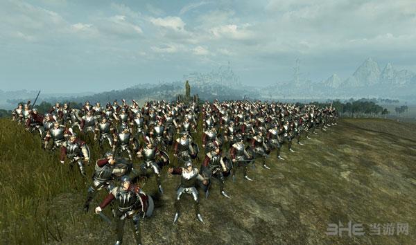 全面战争:战锤帝国华丽兵模MOD截图5