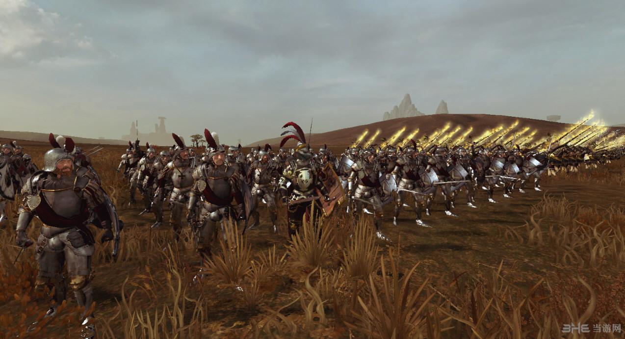 全面战争战锤帝国指挥官MOD截图1