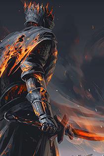黑暗之魂3高清壁纸1080P欣赏 用余烬燃尽世界的黑暗