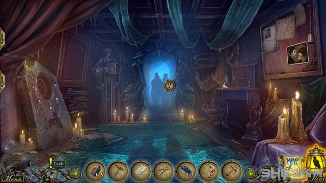 黑暗传说10:爱伦坡之乌鸦截图1