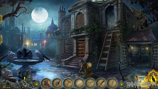 黑暗传说10:爱伦坡之乌鸦截图2