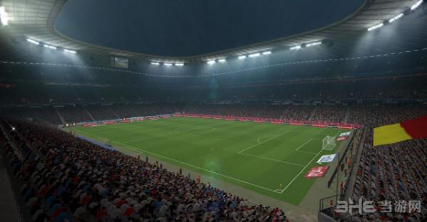 实况足球2017REDUXv1球场包截图1