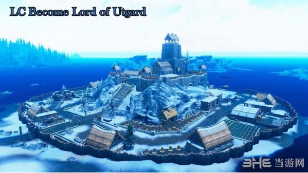 上古卷轴5天际魔兽世界乌特加德MOD截图0