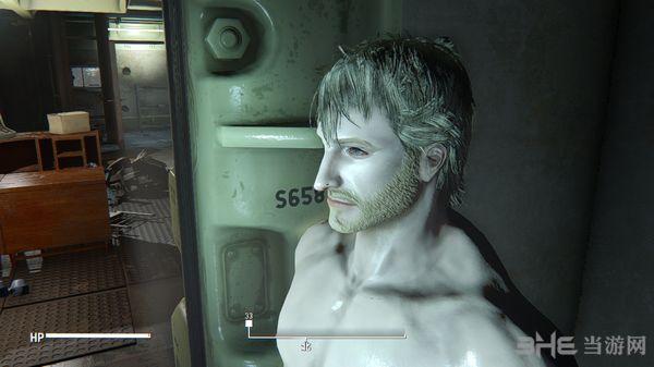 辐射4男性面部模型美化MOD截图0