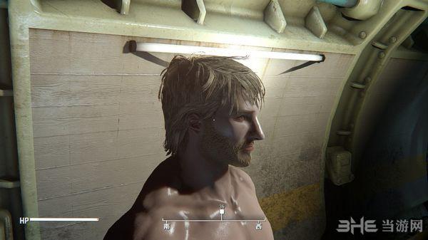 辐射4男性面部模型美化MOD截图1