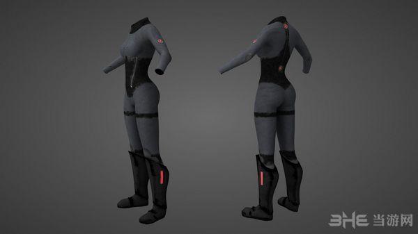 辐射4混搭紧身衣MOD截图0