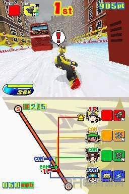 滑雪少年截图0