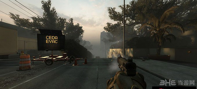 求生之路2 CS:GO Five-seveN手枪MOD截图2