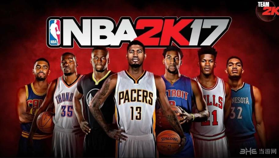 NBA2K17埃尔文约翰逊面补补丁截图0