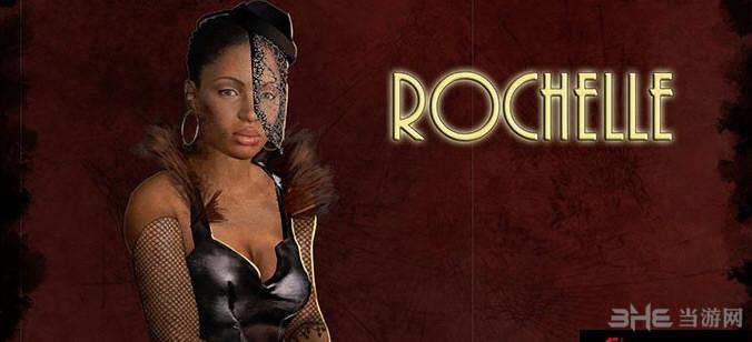求生之路2蛇蝎美人Rochelle人物MOD截图0