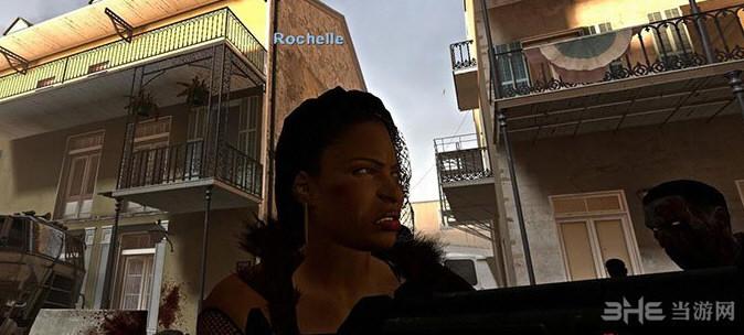 求生之路2蛇蝎美人Rochelle人物MOD截图3