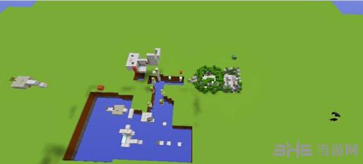 我的世界超级平衡掌握跑酷地图截图2