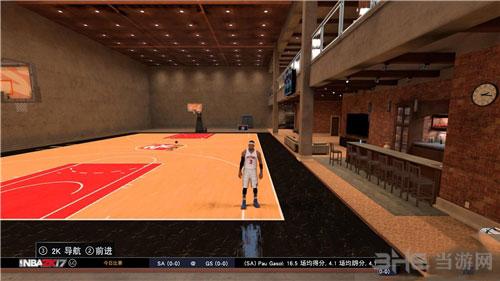 NBA 2K17艾弗森MC面补存档截图0