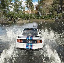 极限竞速地平线3游戏截图欣赏 画面太逼真如真实世界