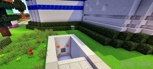 我的世界1.10.2皮斯顿别墅地图MOD截图2