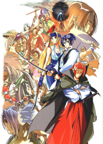 �»���ʿ(The Last Blade)����PC��