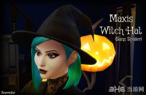 模拟人生4女巫帽子MOD截图0