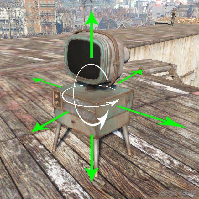 辐射4精确移动旋转物体MOD截图0